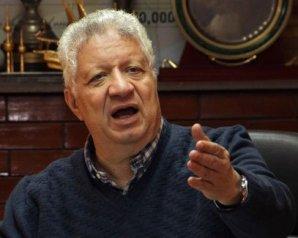مرتضى منصور : عمر هريدى مشطوب.. وعضويته مزورة