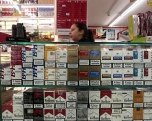 ارتفاع أسعار السجائر في بعض الأماكن وبشكل غير رسمي