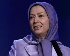 رجوي الإيرانية : نهاية داعش هي بإخراج إيران من سوريا والعراق واليمن ولبنان
