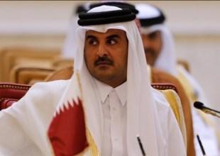 جبهة تحرير قطر تعلن , عزل تميم وتشكيل مجلس أعلى لإدارة شئون البلاد
