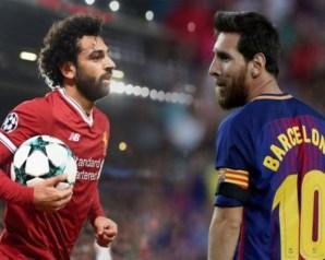 محمد صلاح يوافق على الانتقال لريال مدريد وميسى غاضب