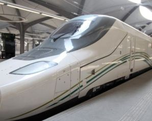 """افتتاح """"خط الحرمين"""" الفائق السرعة في السعودية بامتداد 400 كيلومتر"""