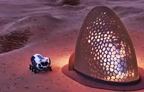 هذه هي المشاريع الفائزة في مسابقة ناسا لتصميم مساكن على كوكب المريخ..