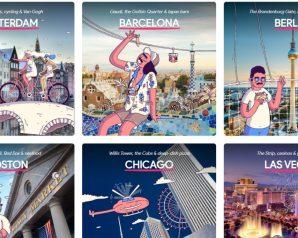 أداة جديدة من جوجل لهواة السفر