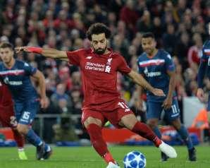 صلاح ينافس على لقب الأفضل بجولة دوري أبطال أوروبا