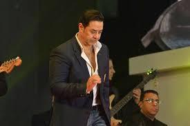 مدحت صالح يتألق في مهرجان الموسيقى العربية بحفل كامل العدد