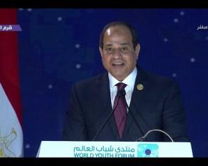 الرئيس السيسي:تم رفع استثمارات مصر فى أفريقيا إلى 10.2 مليار دولار