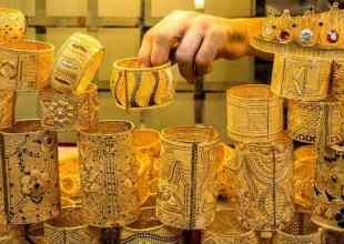 زيادة فى أسعار جرامات الذهب النهاردة