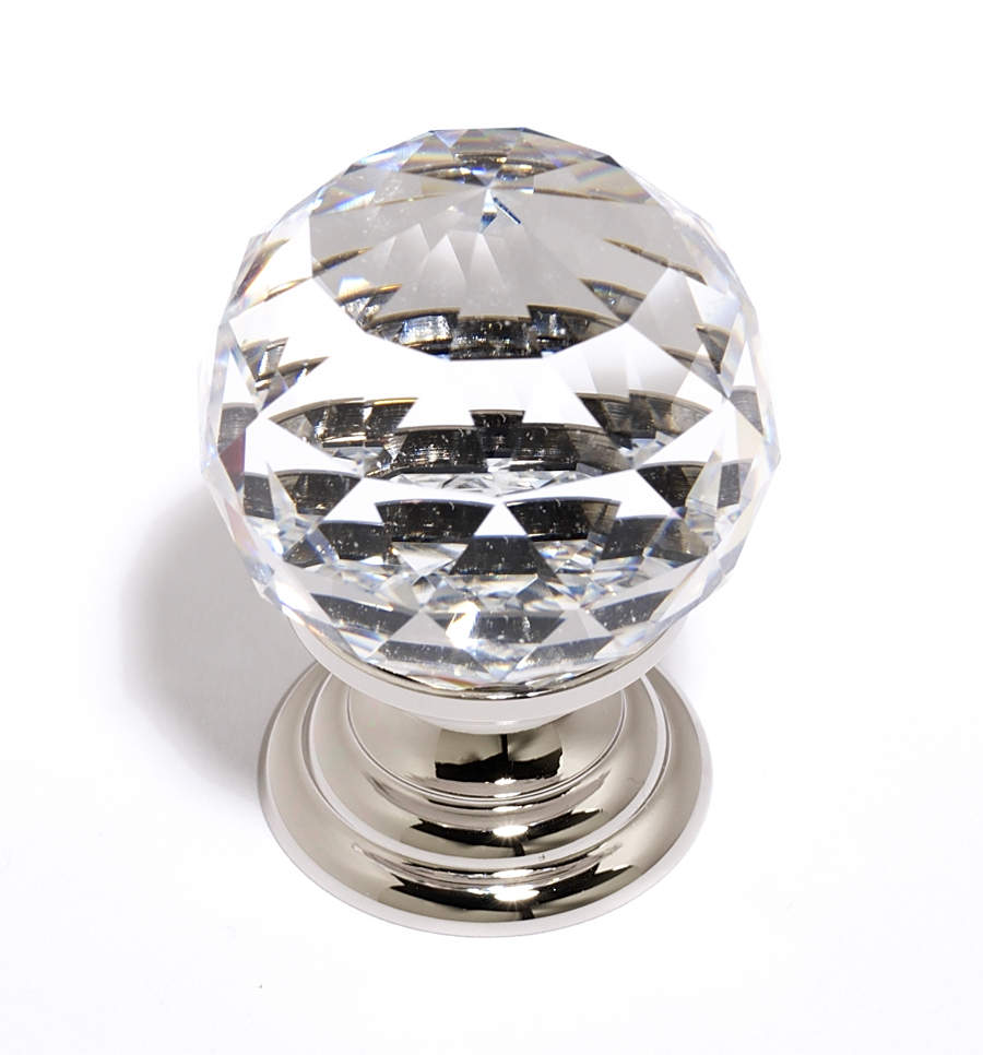 Crystal Knob C210  Creations by Alno Inc