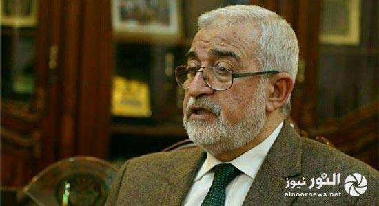 أمين الحزب الاسلامي: استمرار حصار الفلوجة سيؤدي إلى إبادة جماعية