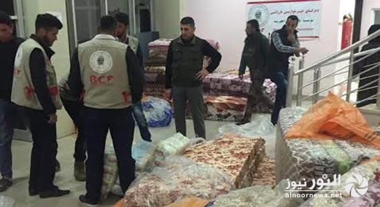 الخاتوني: نزوح 600 أسرة من مناطق جنوب الموصل