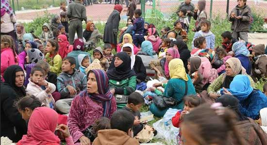 وفاة طفلة اثر العمليات جنوب الموصل خلال محاولة اهلها الفرار