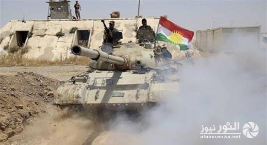 داعش يهاجم البيشمركة بسيارتين مفخختين