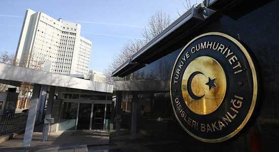 الخارجية التركية: قصف التحالف قنصليتنا في الموصل تم بموافقتنا