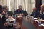 محافظ الانبار يبحث مع وفد البرنامج الإنمائي ملف المصالحة المجتمعية في المحافظة