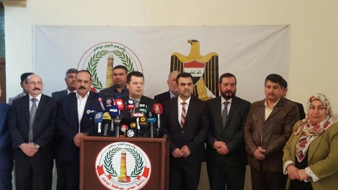 مجلس نينوى يطالب أن تقدم مقررات مؤتمر الكويت للموصل ما تستحقه
