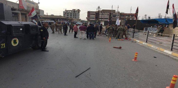 مشهد التفجيرات يعود إلى كركوك من جديد وتحذيرات من انهيار الأوضاع الأمنية