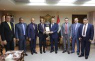 وزير النقل يبحث دعم نادي الزوراء في البطولات الدولية