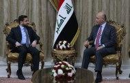 رئيس الجمهورية يؤكد دعمه لادراج آثار بابل ضمن لائحة التراث العالمي