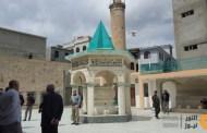 بالصور.. اعادة افتتاح جامع الباشا في قلب الموصل الاقتصادي واحد جوامع العراق الاثرية