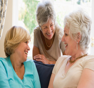 talking to a loved one about home care