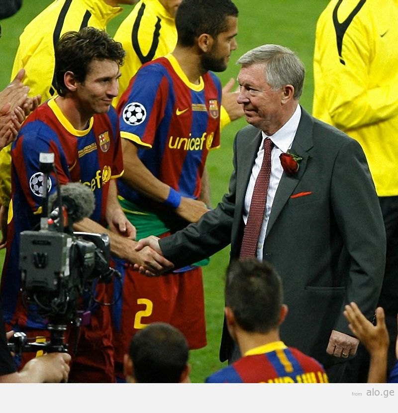 Soccer - UEFA Champions League Final 2011 - FC Barcelona vs. Manchester United