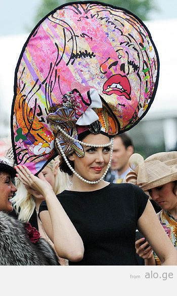 Royal Ascot 2012 - Ladies Day