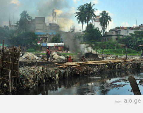 BANGLADESH-ENVIRONMENT