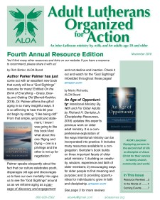 2018 Fall Resource Issue