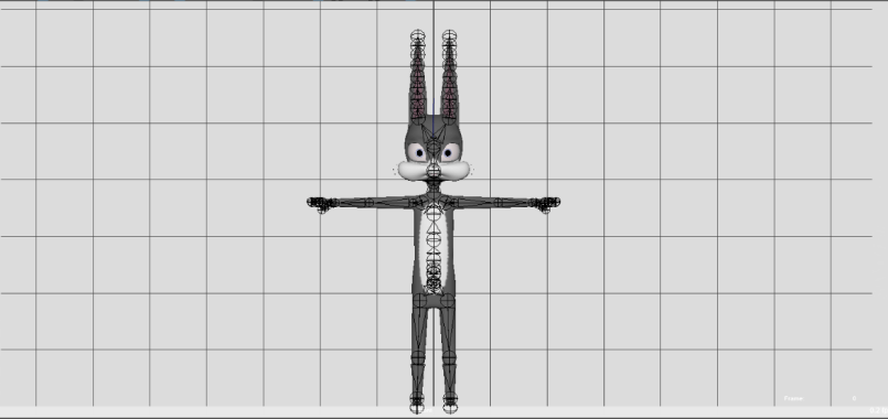 body+skeleton