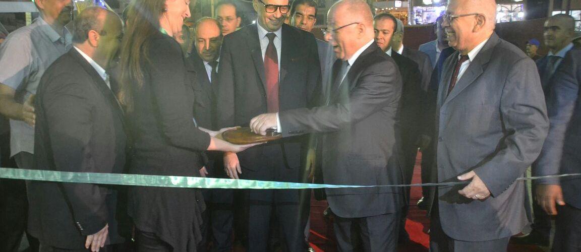 النمنم فى افتتاح معرض الكتاب والأسبوع التونسى:علاقات  مصر وتونس  الثقافية تاريخية