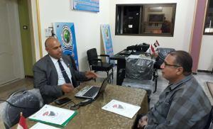اتحاد الاحزاب السياسيه بشمال سيناء يطالب بالحفاظ علي آثار طريق العائله المقدسه .