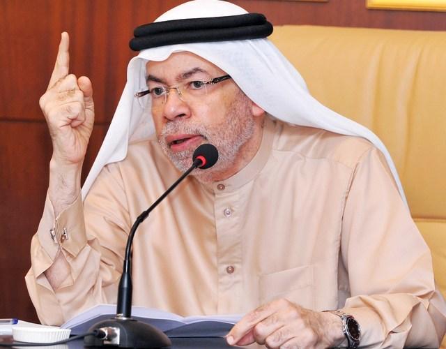 حبيب الصايغ يهنئ الفائزين بجائزة سلطان العويس الثقافية
