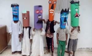 تأثيرالأفلام المدبلجة على الأطفال نفسياً وسلوكياً.. وفنون بالورق الملون فى بيت ثقافة القصير