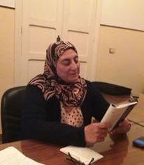 القدس تنادي.. شعر لـ نادية كيلانى