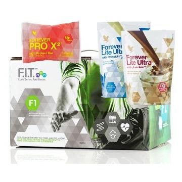 FOREVER F.I.T. 1 z Lite Ultra Vanilla/Chocolate i ProX2 cynamon