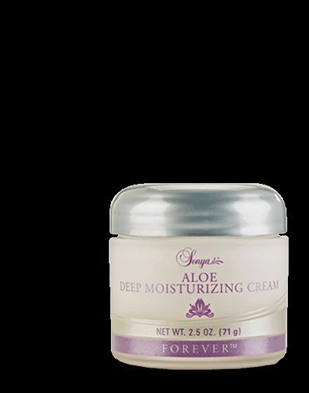 aloe moisturizing creme forever