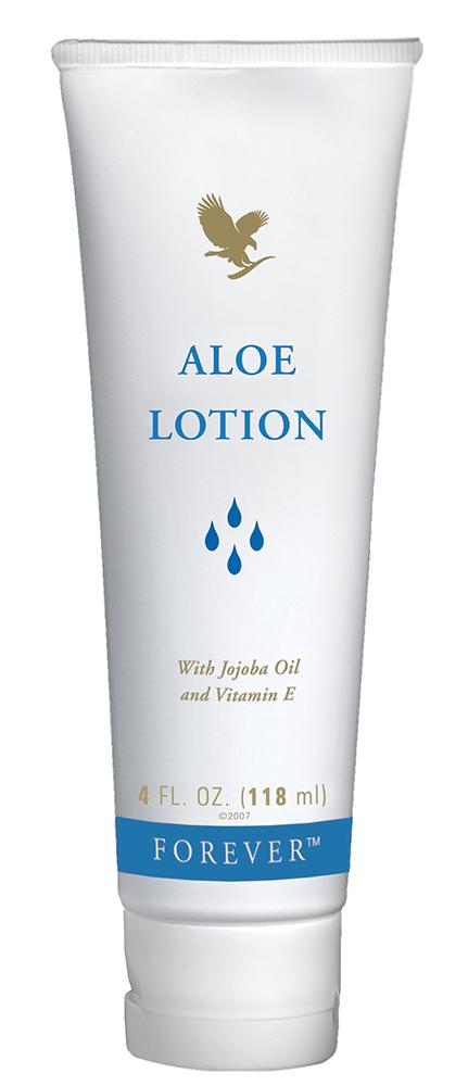 aloe lotion forever