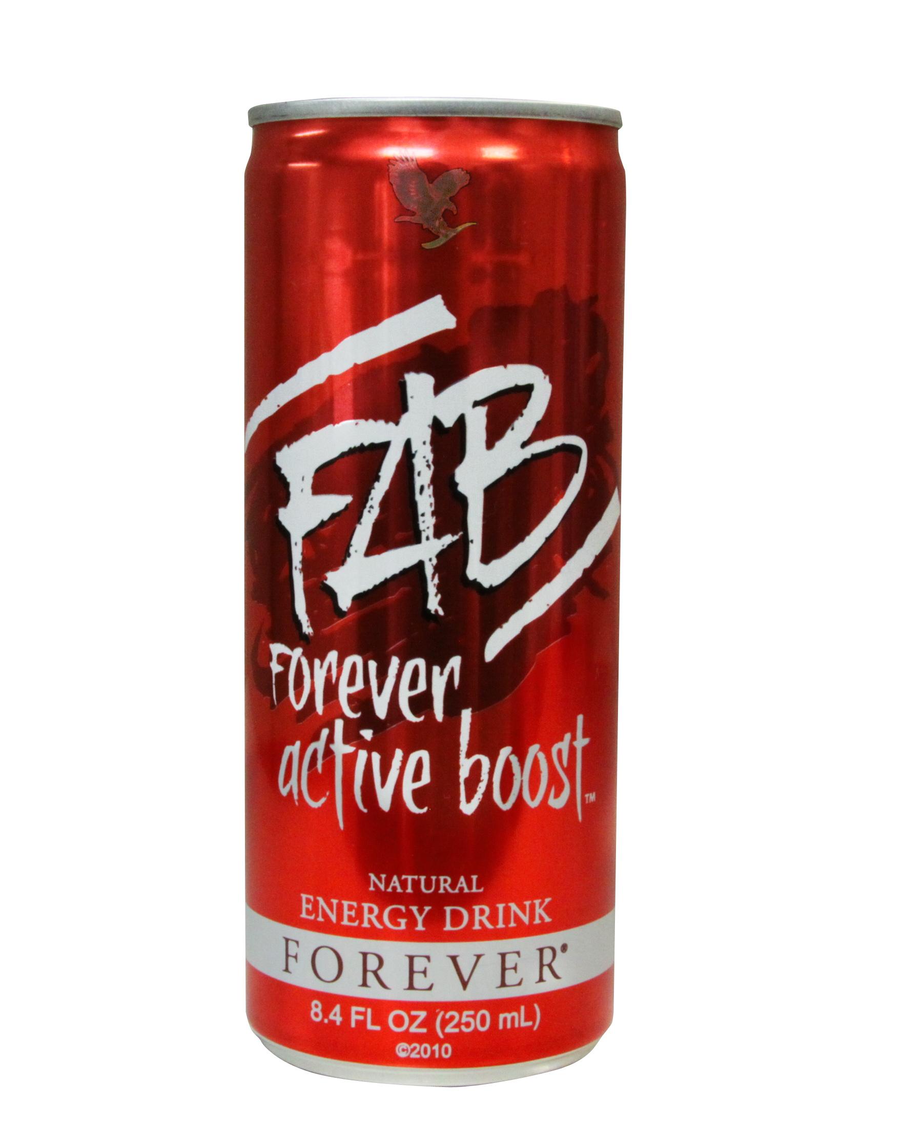 Boisson énergétique FAB 250 ml x12