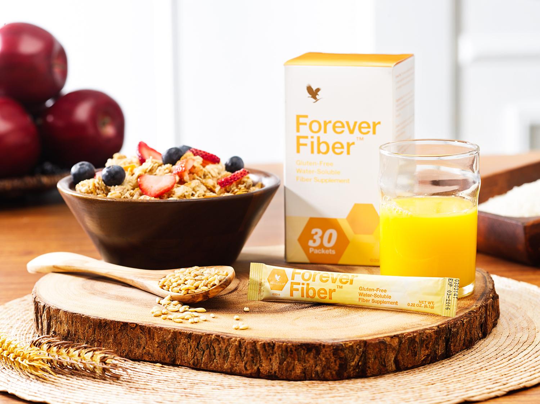 complément alimentaire naturel forver fiber