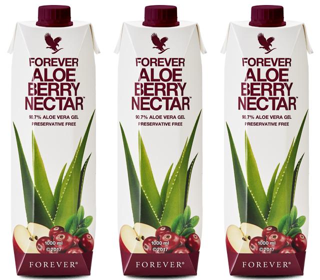 Forever Berry Nectar Tripack