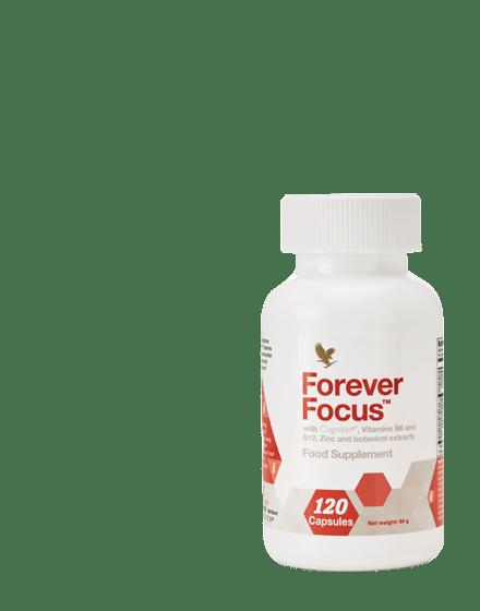 Forever Focus mémoire et concentration