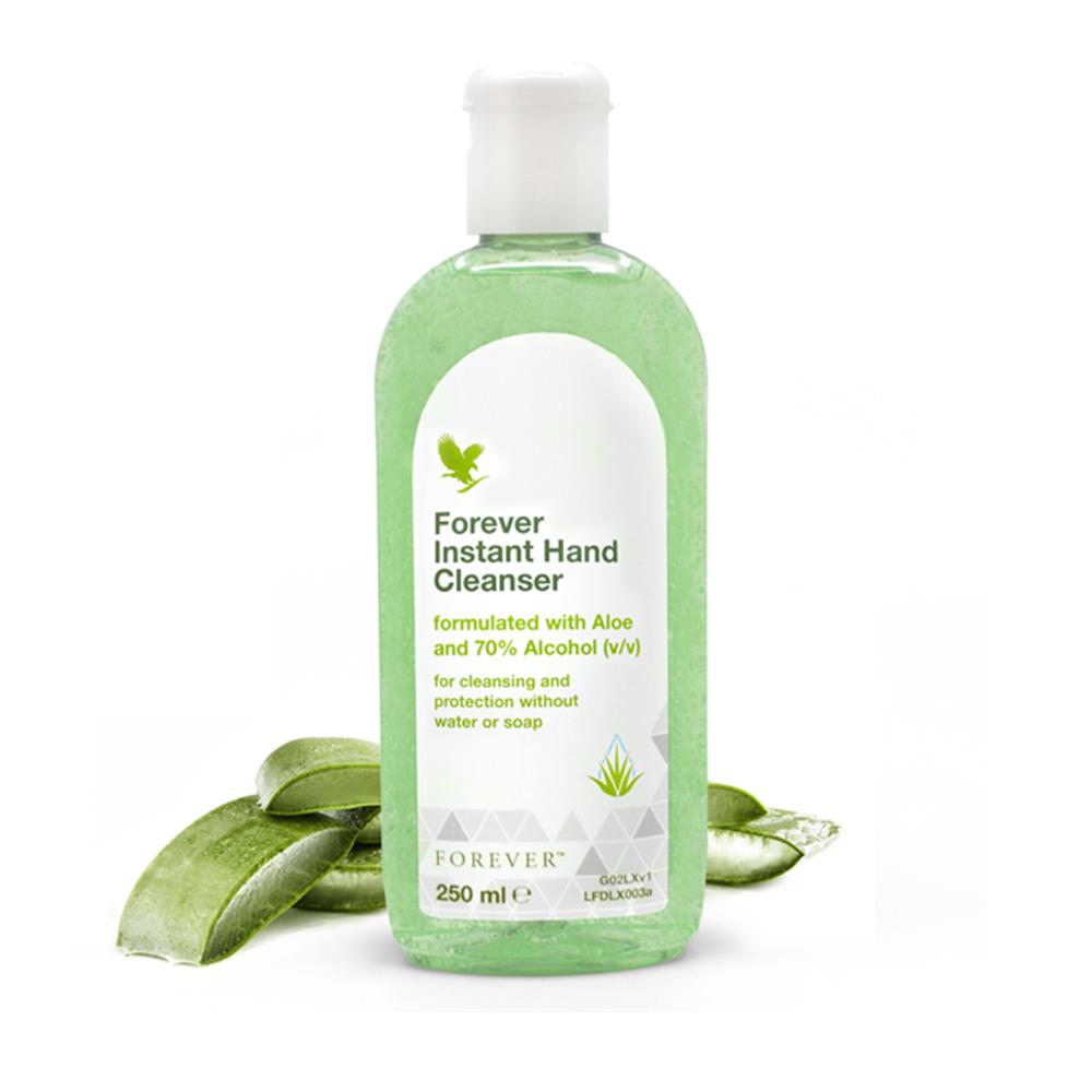 gel hydroalcoolique Instant Hand Cleanser