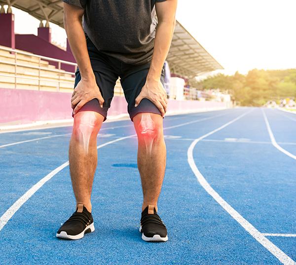 sportif douleurs articulaires