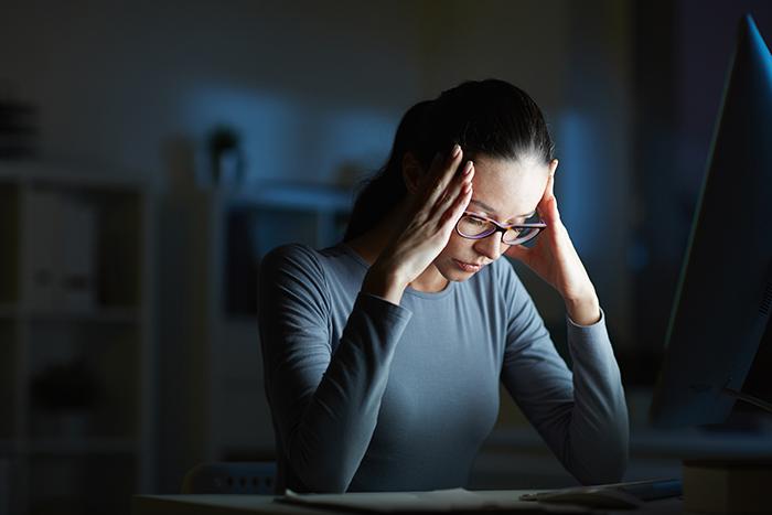 Stress lié au travail