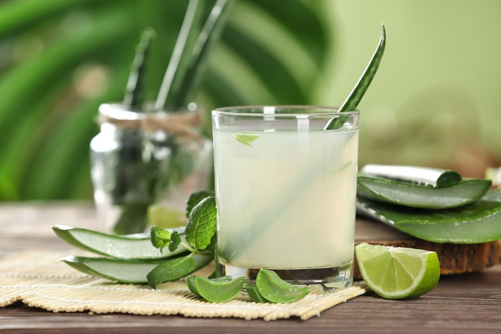 aloe vera à boire pour maigrir