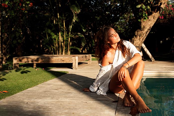 Aloe Vera après soleil