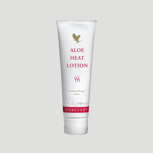 Forever Aloe heat lotion - Soins du corps