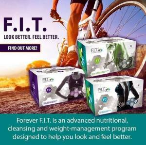Forever Living FIT C9 F1 F2