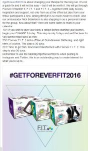 Forever Living FIT C9
